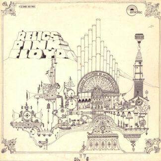 Pink Floyd - Meddle (LP, Album, RP)