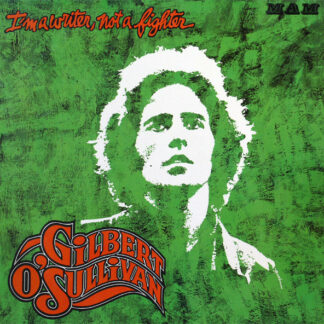 Gilbert O'Sullivan - I'm A Writer, Not A Fighter (LP, Album)