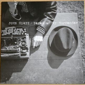 John Hiatt - Terms Of My Surrender (LP, Album, Ltd)