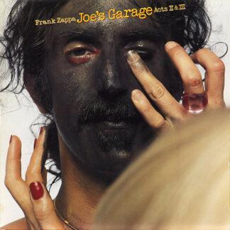 Frank Zappa - Joe's Garage Acts II & III (2xLP, Album)