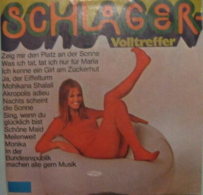 Various - Schlagervolltreffer (LP, Comp)