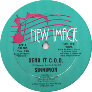 """Sinnimon* - Send It C.O.D. (12"""")"""