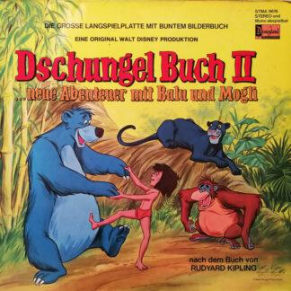 Walt Disney - Dschungel Buch II (LP)