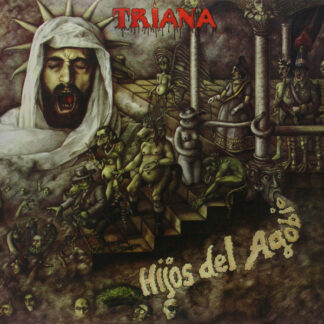 Triana (2) - Hijos Del Agobio (RM + LP, Album, RE, Gat + CD, Album, RE)