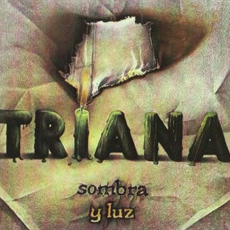 Triana (2) - Sombra Y Luz (RM + LP, Album, RE, 180 + CD, Album, RE)