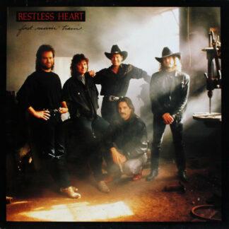 Restless Heart - Fast Movin' Train (LP, Album)