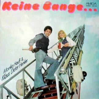 Monika Hauff & Klaus-Dieter Henkler - Keine Bange... (LP, Album)