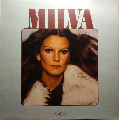 Milva - Milva (LP, Comp, Red)