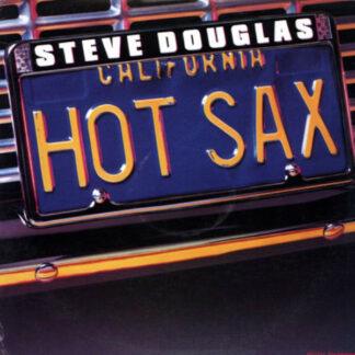 Steve Douglas - Hot Sax (LP)