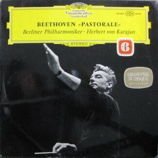 Beethoven* / Berliner Philharmoniker, Herbert von Karajan - »Pastorale« (LP, RP)