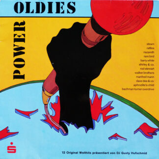 Various - Power Oldies (LP, Comp)