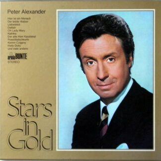 Peter Alexander - Stars In Gold (2xLP, Comp + Box)