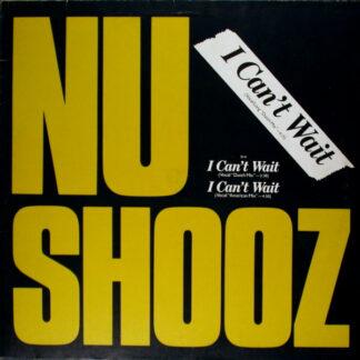 "Nu Shooz - I Can't Wait (Vocal/Long ""Dutch Mix"") (12"", Maxi)"