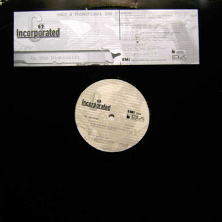 """G's Incorporated - On The Nightshift (12"""", Promo)"""