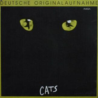 Andrew Lloyd Webber - Cats (Deutsche Originalaufnahme) (LP)