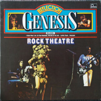 Genesis - Rock Theatre (LP, Comp)