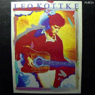 Leo Kottke - Leo Kottke (LP, Comp)