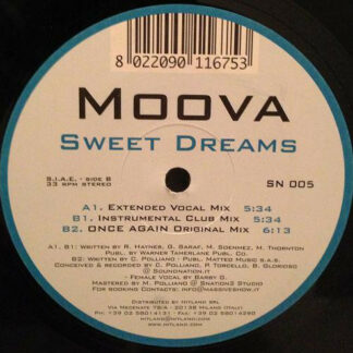 "Moova - Sweet Dreams (12"")"