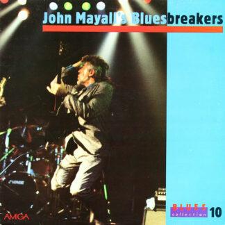 John Mayall's Bluesbreakers* - John Mayall's Bluesbreakers (LP, Album, RE)