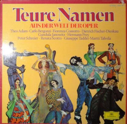 Various - Teure Namen (Aus Der Welt Der Oper) (LP, Comp)
