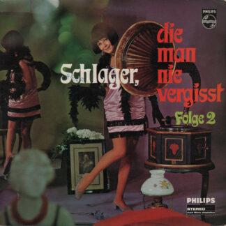 Various - Schlager, Die Man Nie Vergisst - Folge 2 (LP, Comp)