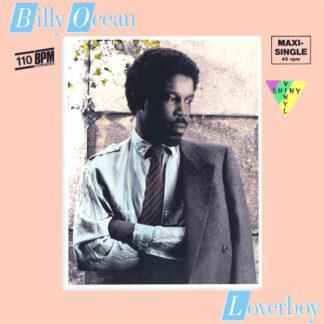 """Billy Ocean - Loverboy (12"""", Maxi, Ora)"""