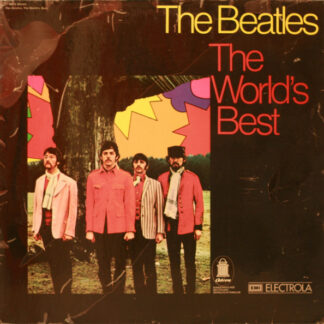 The Beatles - The World's Best (LP, Comp, Club, RE)