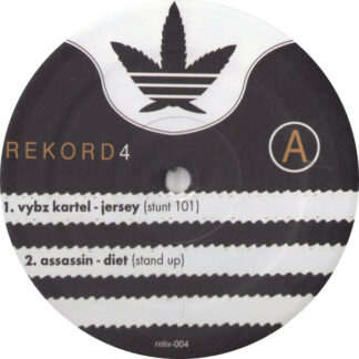 "Various - Rekord 4 (12"", Unofficial)"