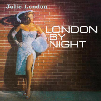 Julie London With Pete King And His Orchestra - London By Night (LP, Album, RE)