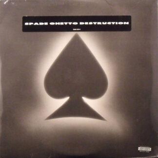 Spade Ghetto Destruction - Spade Ghetto Destruction (2xLP, Album)