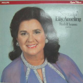 Elly Ameling, Rudolf Jansen - Serenata (LP)