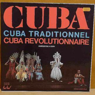 """Los Rumberos """"Tutankamon"""" / Carlos Puebla Et Son Ensemble* - Cuba (2xLP, Comp)"""