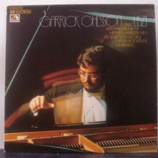 Franz Liszt, Garrick Ohlsson - Garrick Ohlsson Plays Liszt (LP)