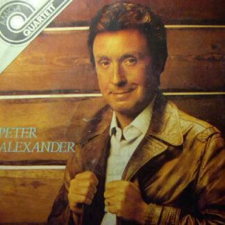 "Peter Alexander - Peter Alexander (7"", EP, blu)"