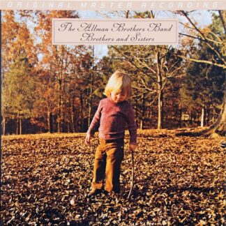 The Allman Brothers Band - Brothers And Sisters (LP, Album, Num, RE, RM, 180)