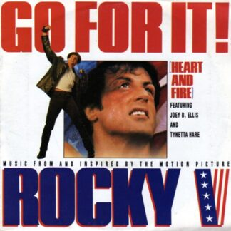 "Joey B. Ellis And Tynetta Hare - Go For It! (Heart And Fire) (7"", Single)"