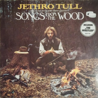 Jethro Tull - Songs From The Wood (LP, Album, RE, RP)