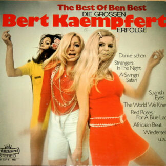 Orchester Ben Best - Die Großen Bert Kaempfert Erfolge - The Best Of Ben Best (LP, Album)