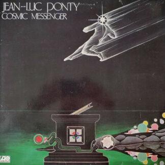 Jean-Luc Ponty - Cosmic Messenger (LP, Album, RP)