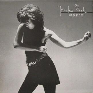 Jennifer Rush - Movin' (LP, Album)