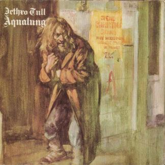 Jethro Tull - Aqualung (LP, Album, RE, Tex)