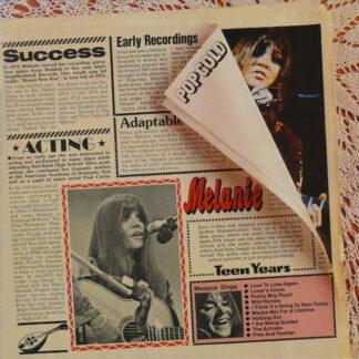 Melanie (2) - Pop Gold (LP, Album, Club)