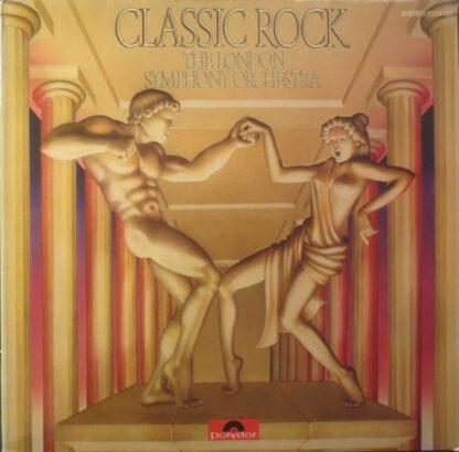 The London Symphony Orchestra - Classic Rock (LP, Album)