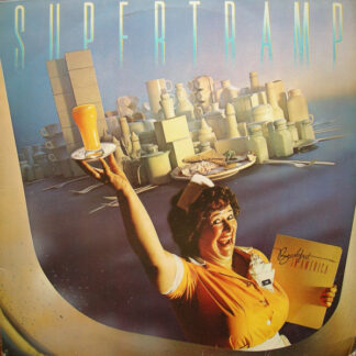 Supertramp - Breakfast In America (LP, Album)