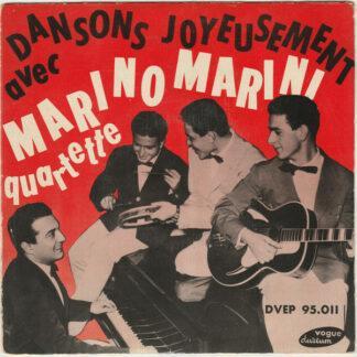 "Marino Marini Quartette* - Dansons Joyeusement Vol. 2 (7"", EP, S/Edition)"