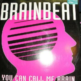 """Brainbeat - You Can Call Me Brain (12"""", Maxi)"""
