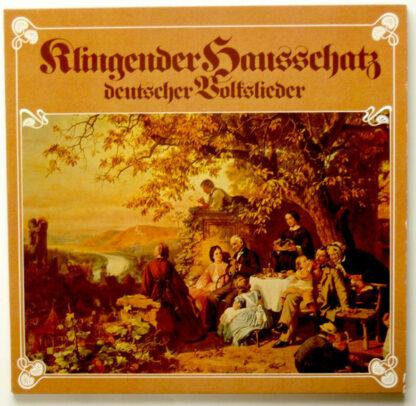 Various - Klingender Hausschatz Deutscher Volkslieder (3xLP, Comp)