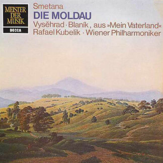 "Smetana*, Rafael Kubelik, Wiener Philharmoniker - Vyšehrad, Blaník Aus ""Mein Vaterland"" (LP, Album, RE)"