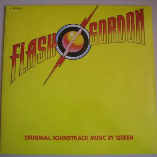 Queen - Flash Gordon (Original Soundtrack Music) (LP, Album)