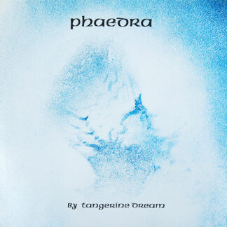 Tangerine Dream - Phaedra (LP, Album, RE)